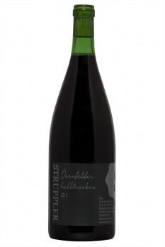 2017er Dornfelder Rotwein halbtrocken